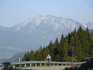 Anstieg nach Grafenherberg